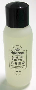 Soak Off Remover mit lanolin 300ml